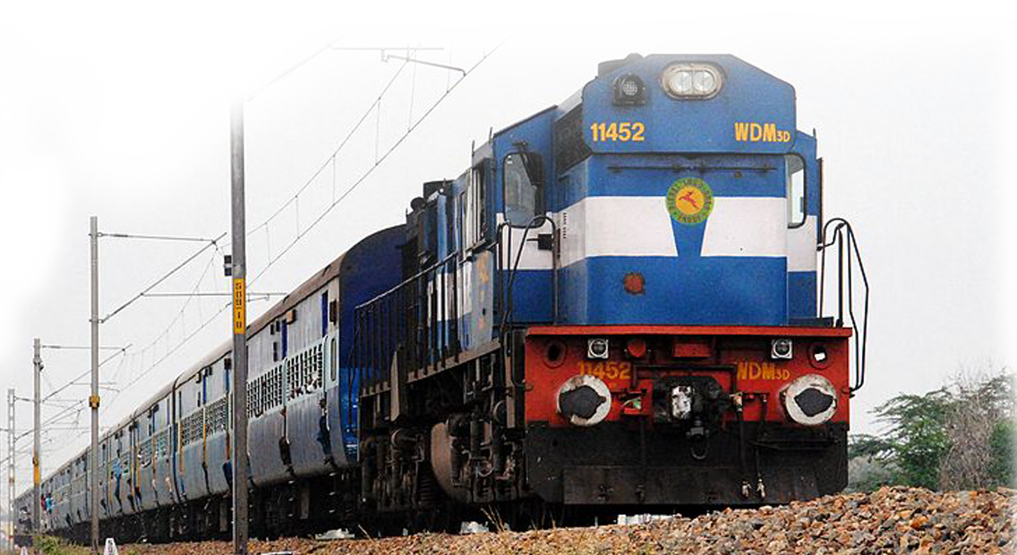 Png Image Of Train - India Train, Transparent background PNG HD thumbnail