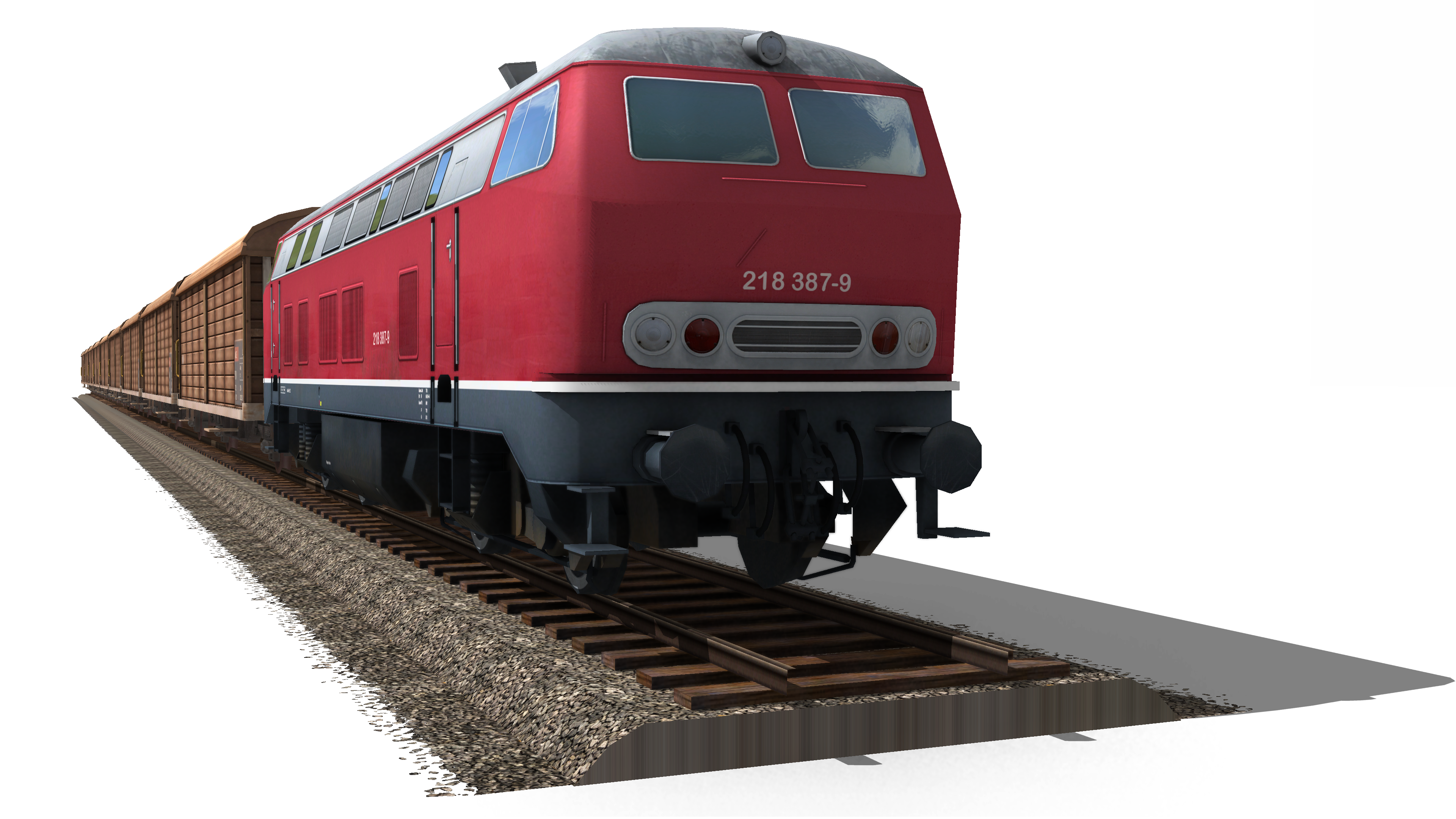 Png Image Of Train - Train Png, Transparent background PNG HD thumbnail