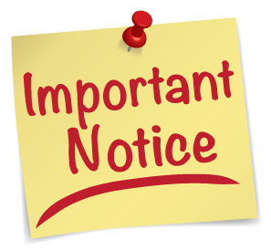 Png Important Notice - Please Note: Ellen Will Be On Vacation July 3Rd 7Th. All Bulletin Items For The July 2Nd U0026 July 9Th Bulletins Are Due Tuesday, June 27Th., Transparent background PNG HD thumbnail