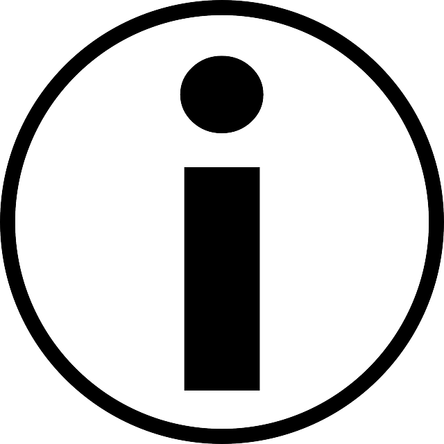 Free Vector Graphic: Information, Info, Symbol, Circle   Free Image On Pixabay   41225 - Information, Transparent background PNG HD thumbnail