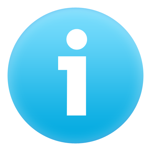 Info Icon. Download Png - Information, Transparent background PNG HD thumbnail