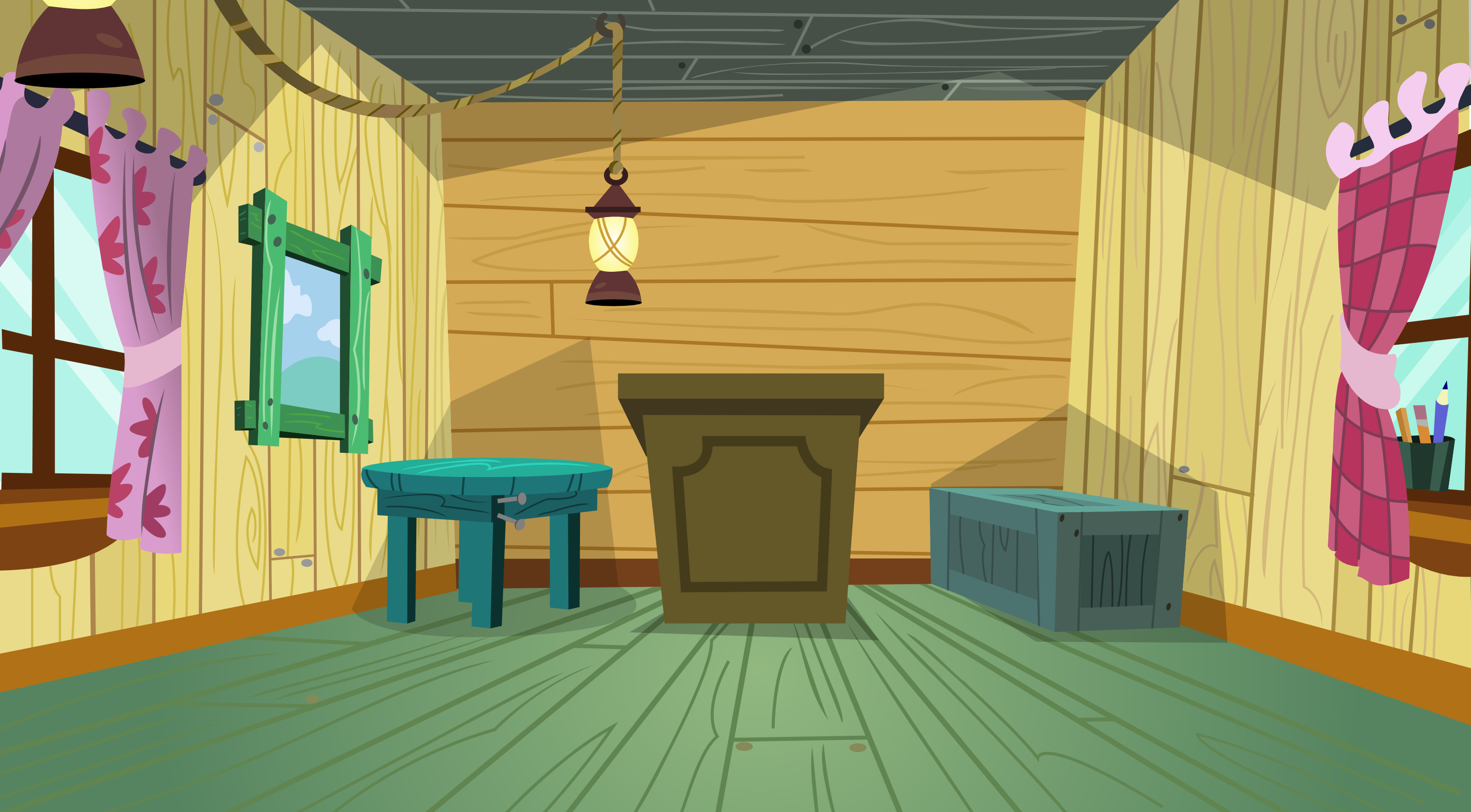 . Hdpng.com Cmc Tree House By Vector Brony - Inside House, Transparent background PNG HD thumbnail
