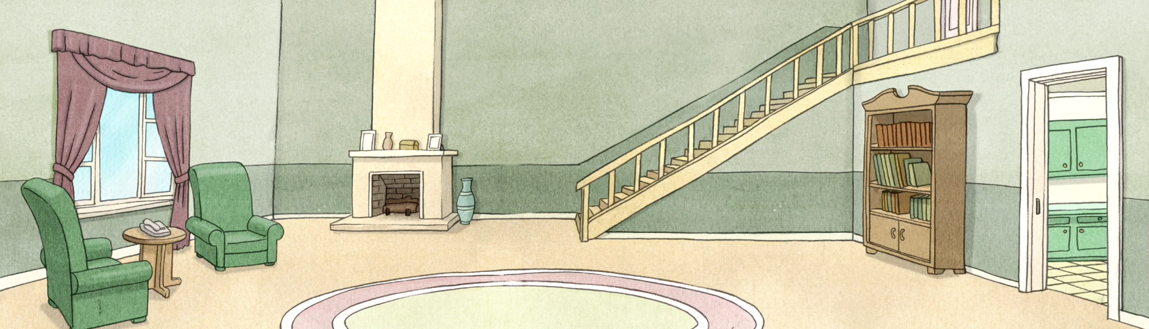 S3E04.286 Inside Rigby The House.png - Inside House, Transparent background PNG HD thumbnail