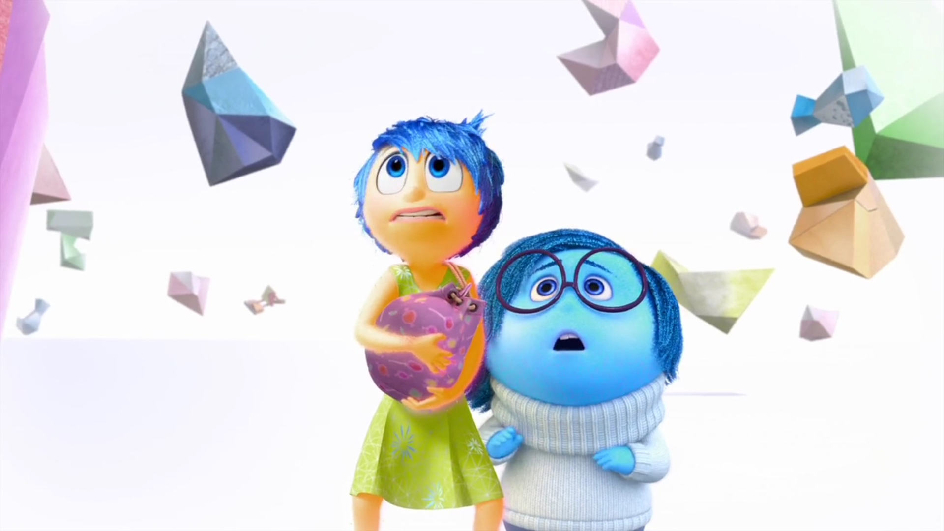Image   Inside Out Abstractthought Trailer.png | Pixar Wiki | Fandom Powered By Wikia - Inside Out, Transparent background PNG HD thumbnail