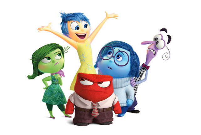 Png Inside Out - Movies In Parks: Inside Out, Transparent background PNG HD thumbnail