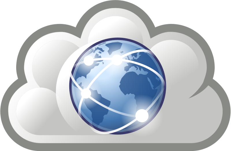 Png Internet Cloud - Internet Cloud Png, Transparent background PNG HD thumbnail
