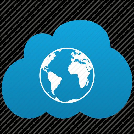 Internet Cloud Visio Internet Cloud Icon - Internet Cloud, Transparent background PNG HD thumbnail