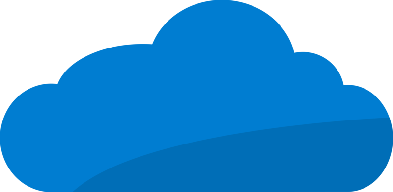 Kindly Note That This Cloud Service Runs Only On Internet Explorer With Microsoft Silverlight Plugin Installed - Internet Cloud, Transparent background PNG HD thumbnail
