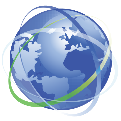Earth, Internet, Network Icon. Download Png - Internet, Transparent background PNG HD thumbnail