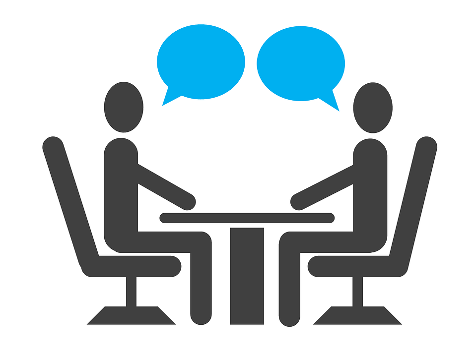 Interview, Job, Icon, Job Interview, Conversation - Interview Images, Transparent background PNG HD thumbnail