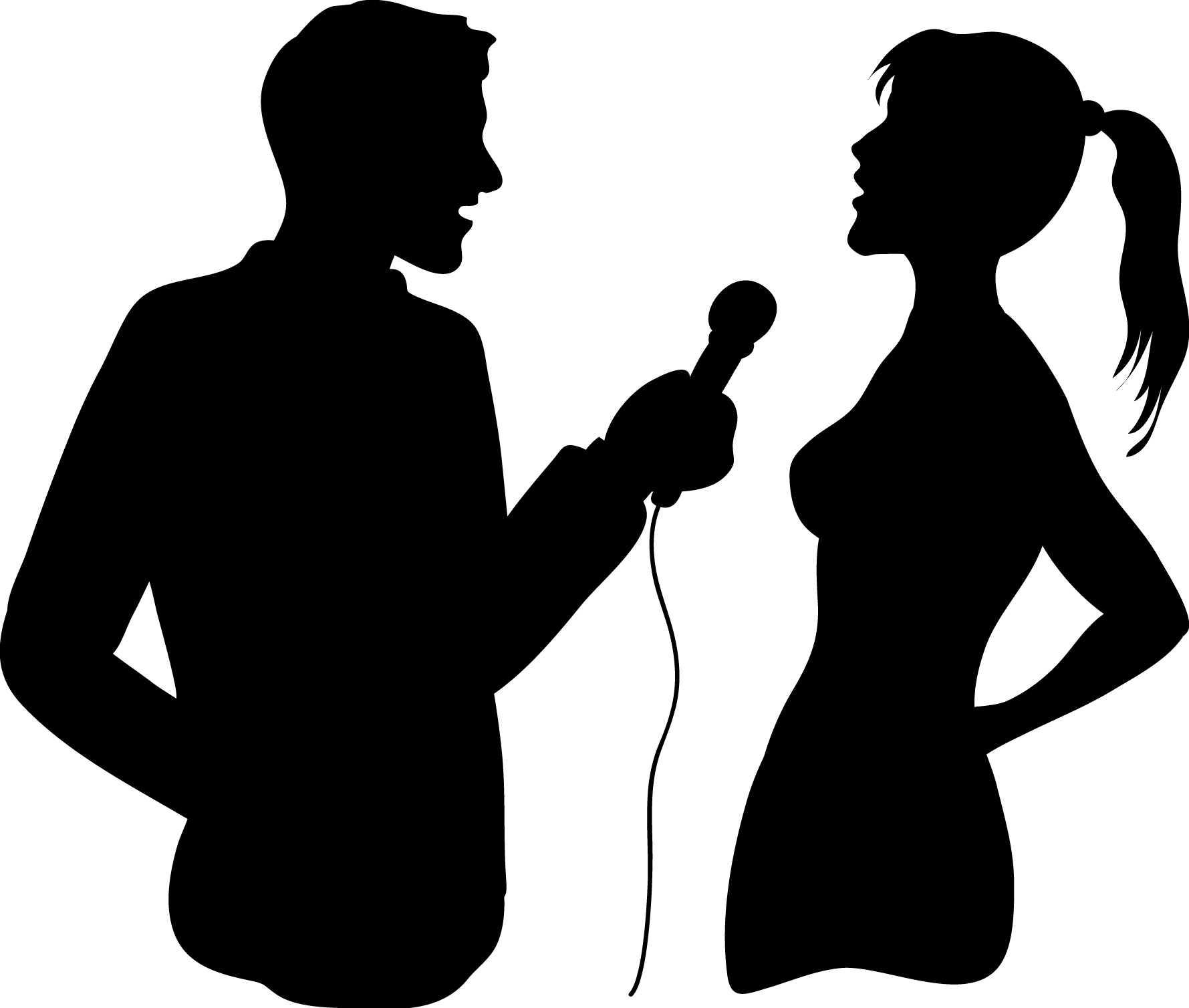 Top 10 Media Training Techniques - Interview Images, Transparent background PNG HD thumbnail
