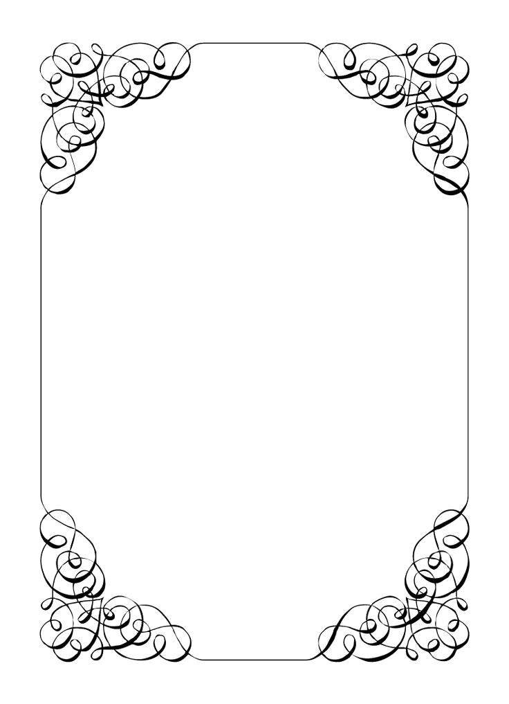 Wedding Invitation Border Png File - Invitation Borders, Transparent background PNG HD thumbnail