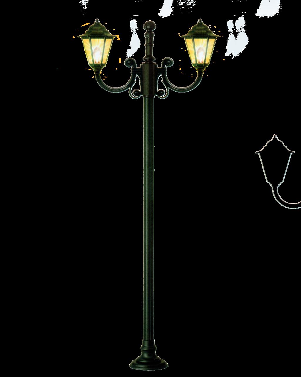 PNG Lamp Post