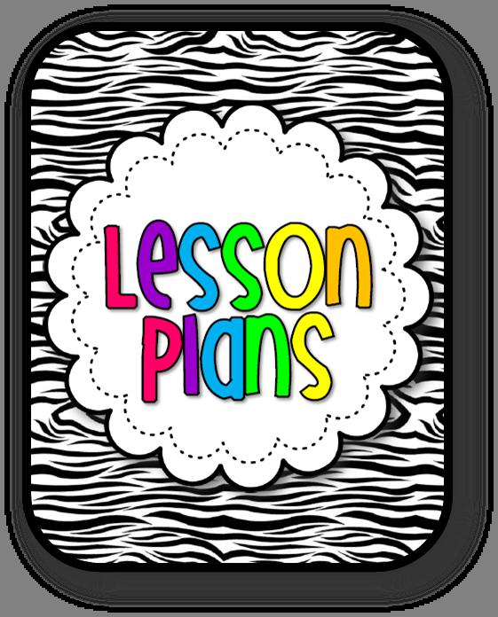 Lesson Plan Templates Sarahs Classroom Blog - Lesson Plan, Transparent background PNG HD thumbnail