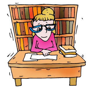 Librarian - Librarian, Transparent background PNG HD thumbnail