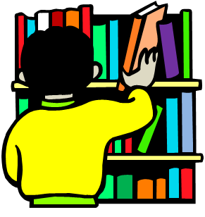 Library Building Clipart #shelve - Librarian, Transparent background PNG HD thumbnail