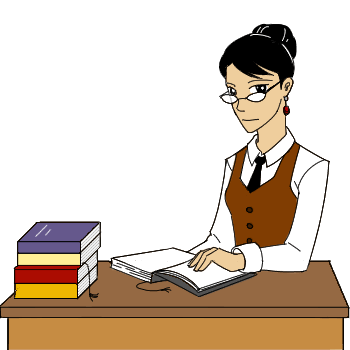 Marian The Librarian © Bethany Mackay (Www.bethanymackay Pluspng.com) - Librarian, Transparent background PNG HD thumbnail