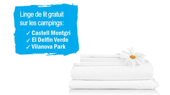 Gratuit Linge De Lit. Sur Les Campings Espagne - Lit Gratuit, Transparent background PNG HD thumbnail