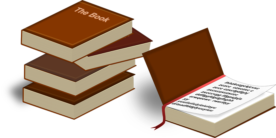 Library, Literature, Books, Brown, Open, Reading - Literature, Transparent background PNG HD thumbnail