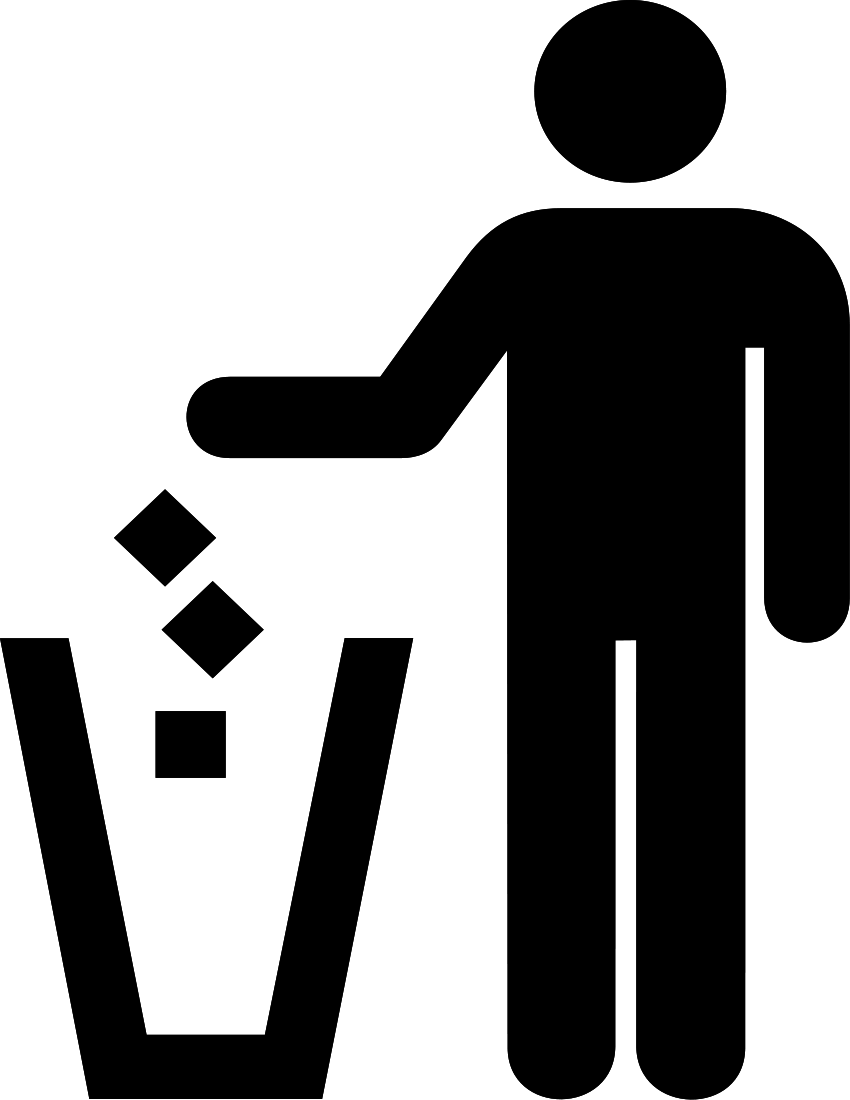 Litter Disposal Page - Litter, Transparent background PNG HD thumbnail