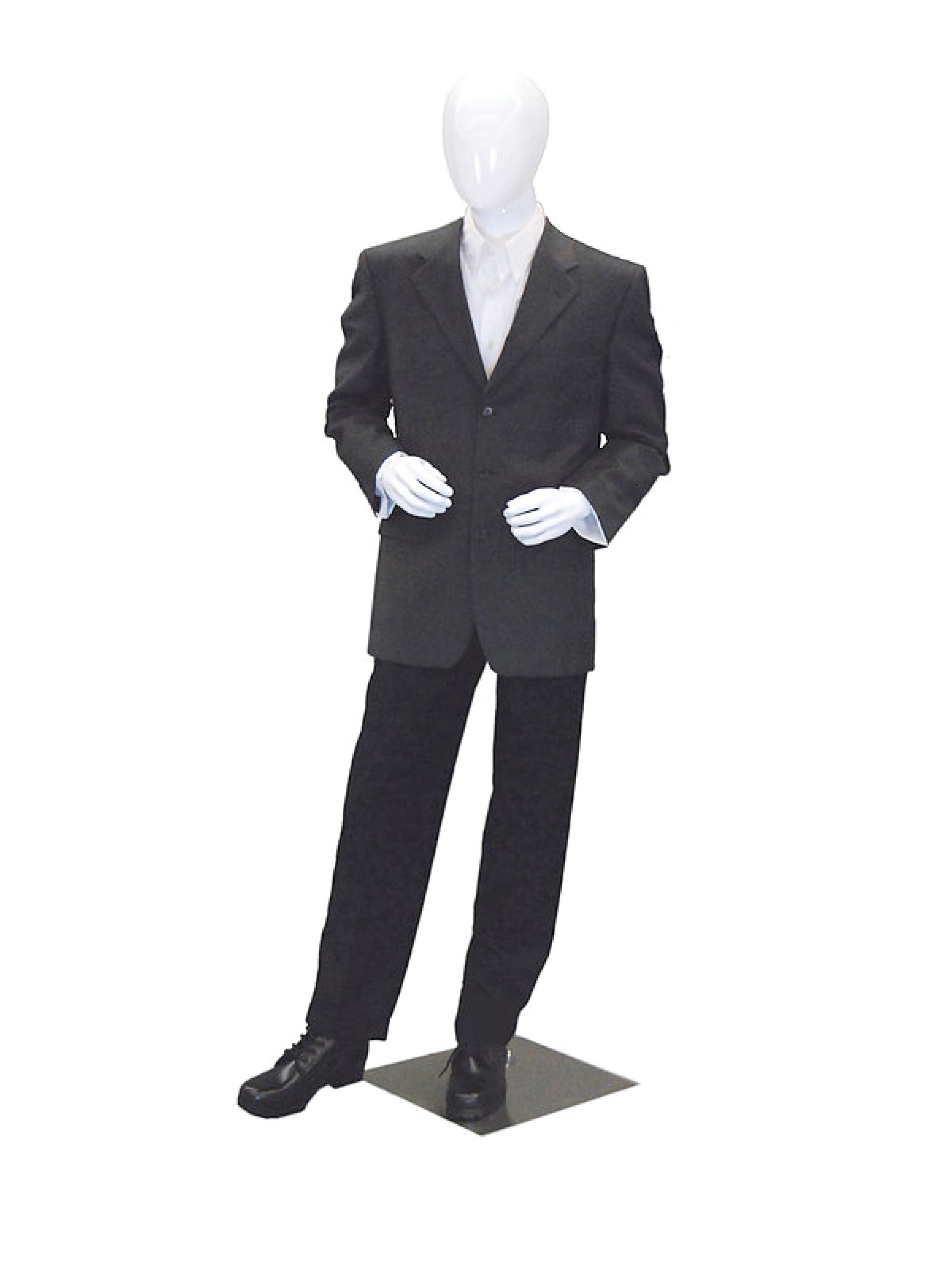 Male Mannequin - Mannequin, Transparent background PNG HD thumbnail