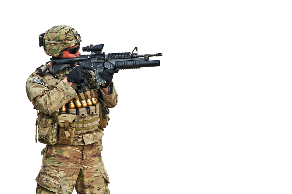 Png Military Soldier - Isolated, Soldier, Vote, Man, Military, America, Army, Transparent background PNG HD thumbnail