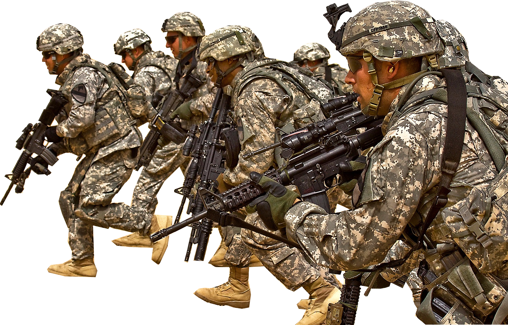 Png Military Soldier - Soldier Png Photo, Transparent background PNG HD thumbnail