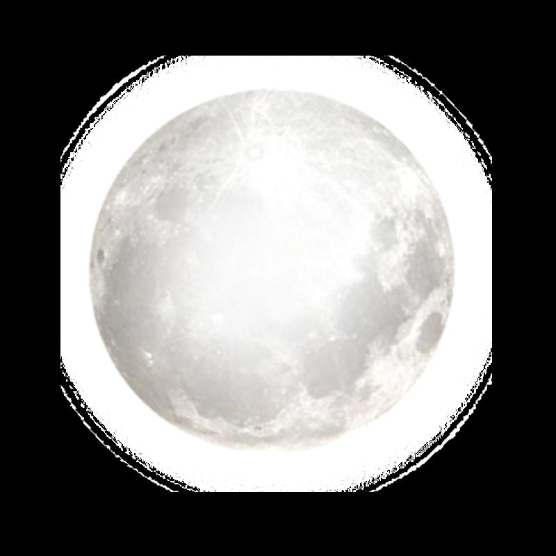 PNG Moon