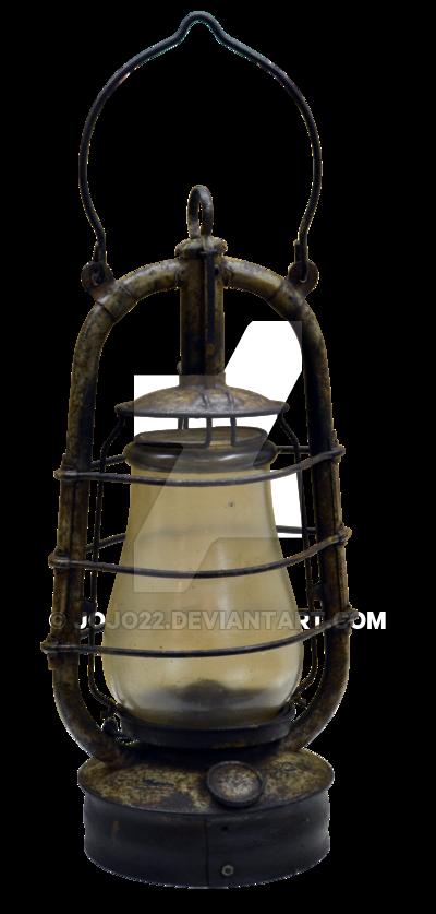 PNG Oil Lamp