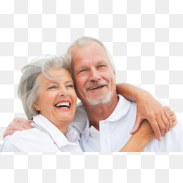 PNG Old Couple
