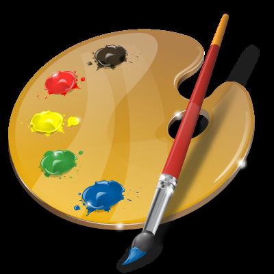 Png Paint Palette - Png Paint Palette Hdpng.com 400, Transparent background PNG HD thumbnail