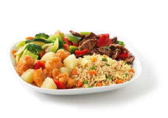 Png Plate Of Food - Png Plate Of Food Hdpng.com 346, Transparent background PNG HD thumbnail