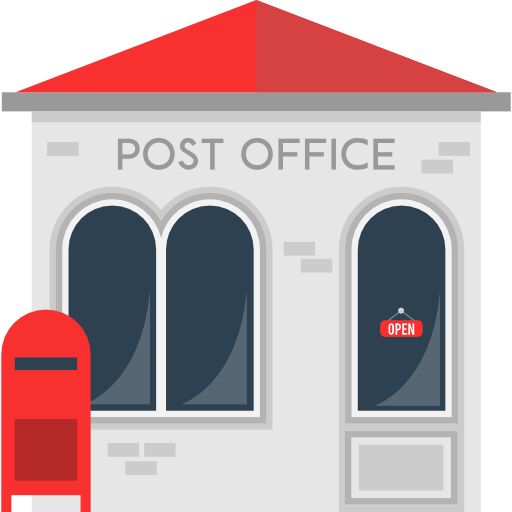 Png Svg Hdpng.com  - Post Office, Transparent background PNG HD thumbnail
