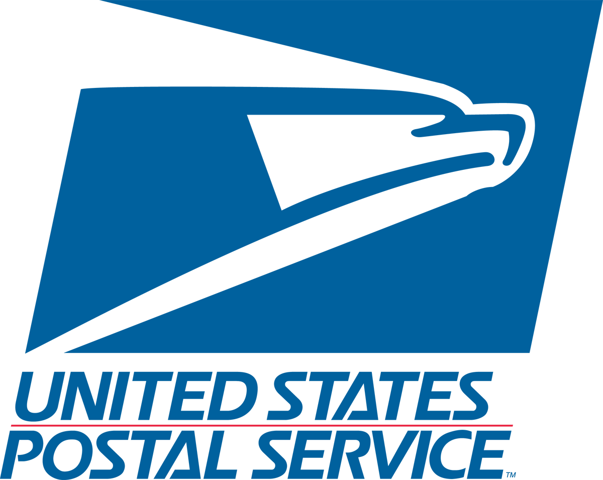 Us_Postal_Service_Logo.png - Post Office, Transparent background PNG HD thumbnail