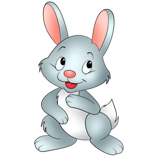 Png Rabbit Cartoon - Bunny Rabbit Clipart Free Graphics Of Rabbits And Bunnies 2, Transparent background PNG HD thumbnail