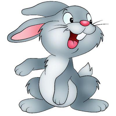 Png Rabbit Cartoon - Moving Bunny Clip Art Cartoon Bunny Rabbits Clip Art Images 2, Transparent background PNG HD thumbnail
