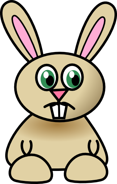Png Rabbit Cartoon - Png: Small · Medium · Large, Transparent background PNG HD thumbnail
