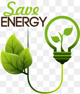 Png Save Energy - Vector Green Energy Saving, Environmental Protection, Public Interest, Energy Saving Png And Vector, Transparent background PNG HD thumbnail