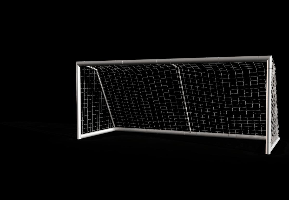 PNG Soccer Goal