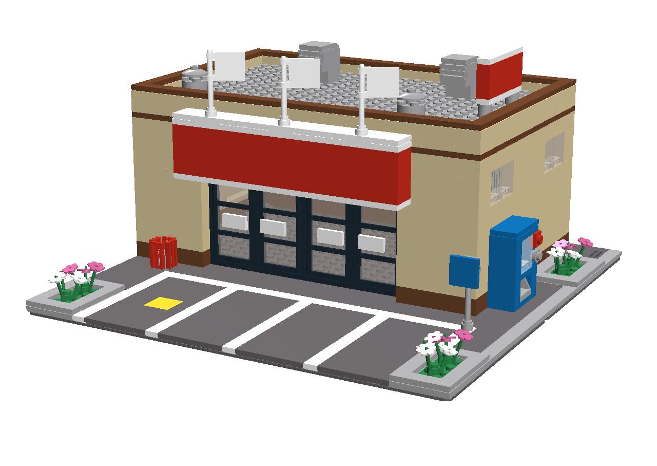 PNG Supermarket