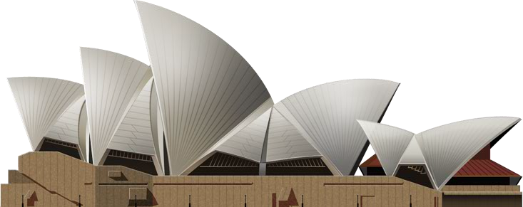 Png Sydney Opera House - Png Sydney Opera House Hdpng.com 733, Transparent background PNG HD thumbnail