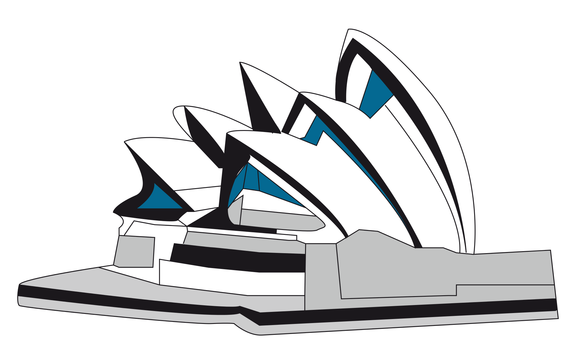 Png Sydney Opera House - Open Hdpng.com , Transparent background PNG HD thumbnail