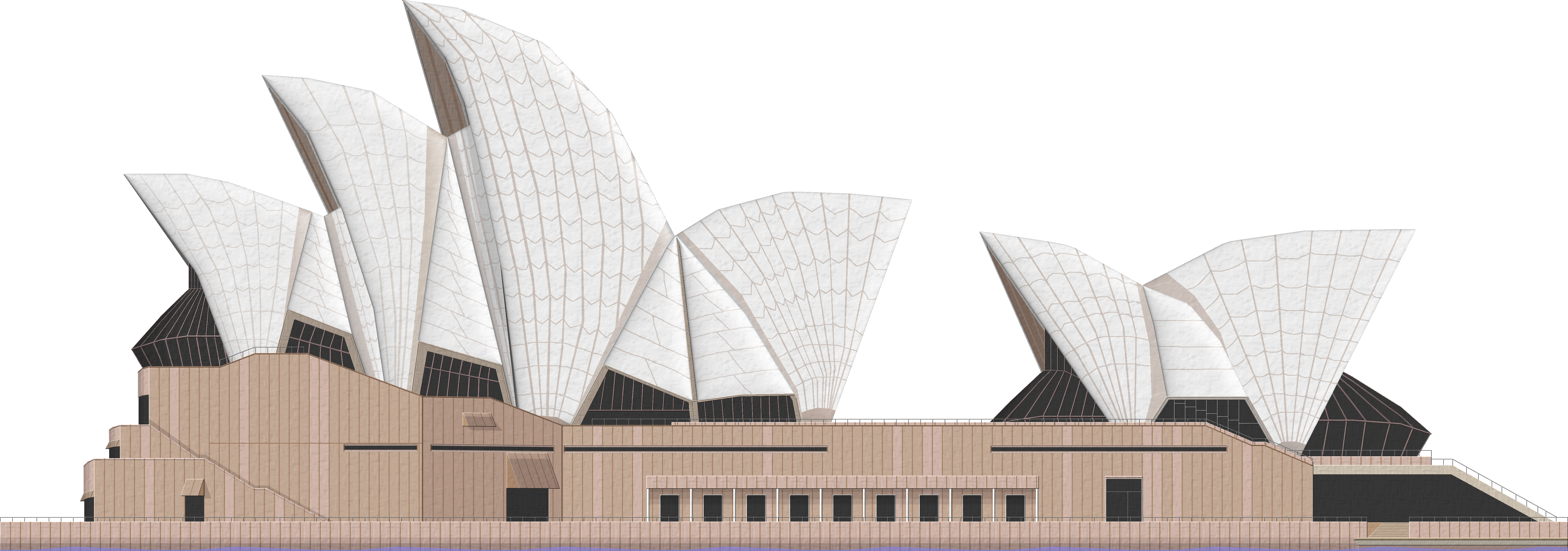 Png Sydney Opera House - Sydney Opera House Png File, Transparent background PNG HD thumbnail