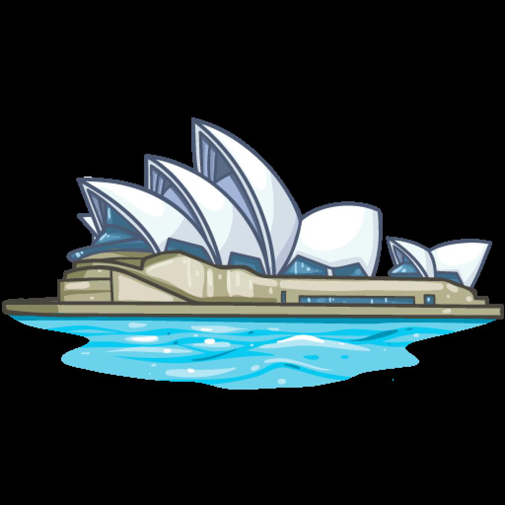 Png Sydney Opera House - Sydney Opera House Png Photos, Transparent background PNG HD thumbnail