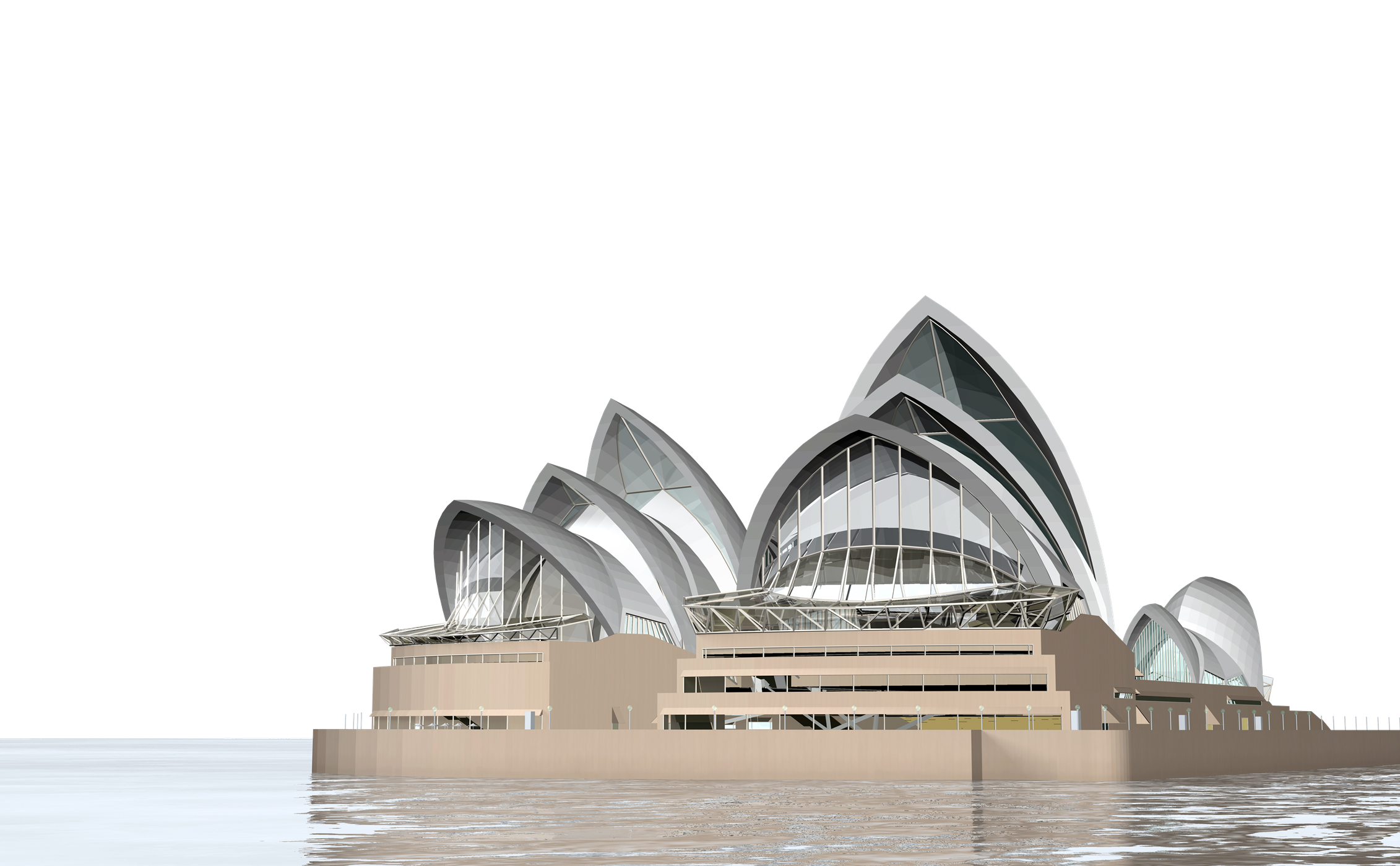 Png Sydney Opera House - Sydney Opera House Png Transparent Image, Transparent background PNG HD thumbnail