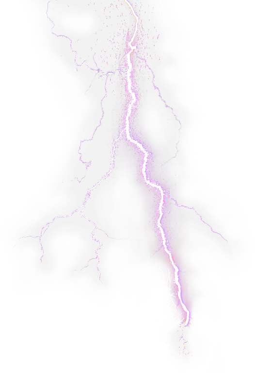 Thunder Png By Heroys Hdpng.com  - Thunder, Transparent background PNG HD thumbnail