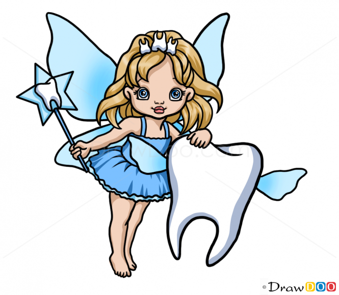 Png Tooth Fairy Hdpng.com 665 - Tooth Fairy, Transparent background PNG HD thumbnail