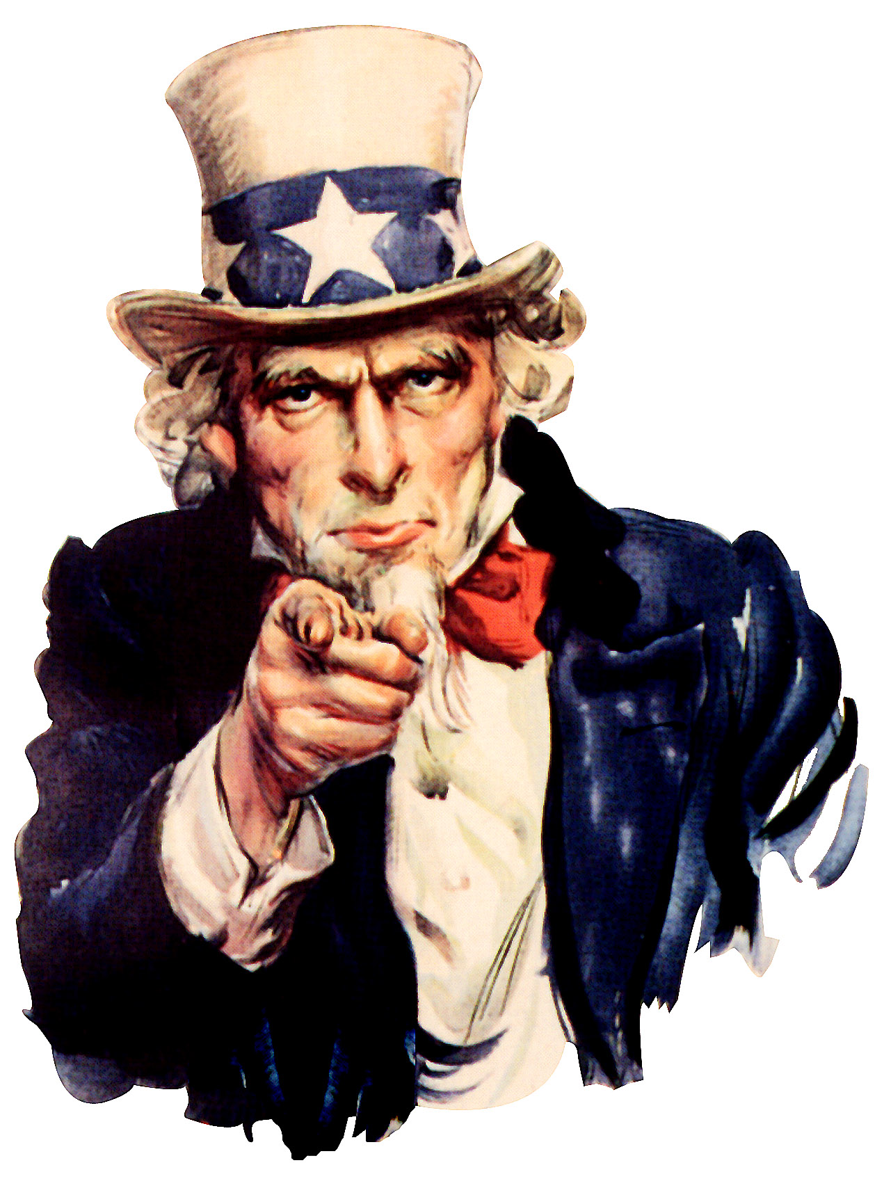PNG Uncle Sam Wants You