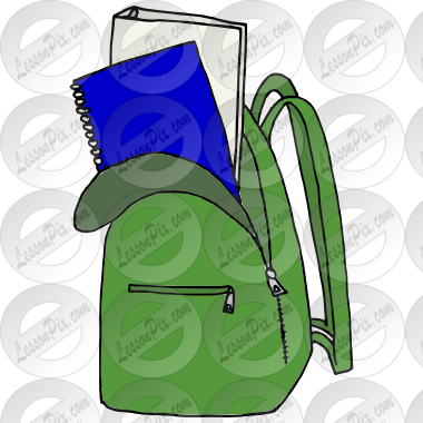 Backpack Picture - Unpack Backpack, Transparent background PNG HD thumbnail