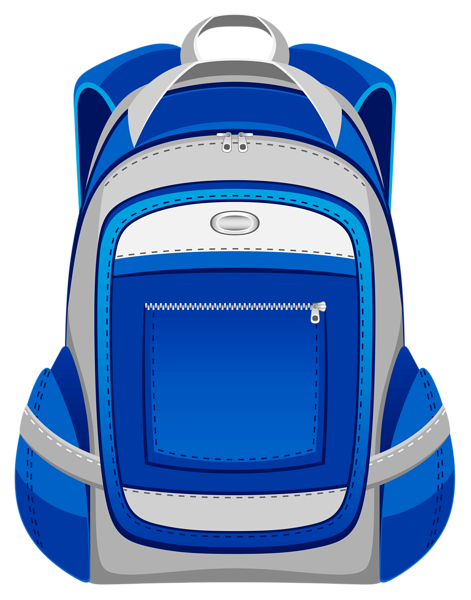 Free - Unpack Backpack, Transparent background PNG HD thumbnail